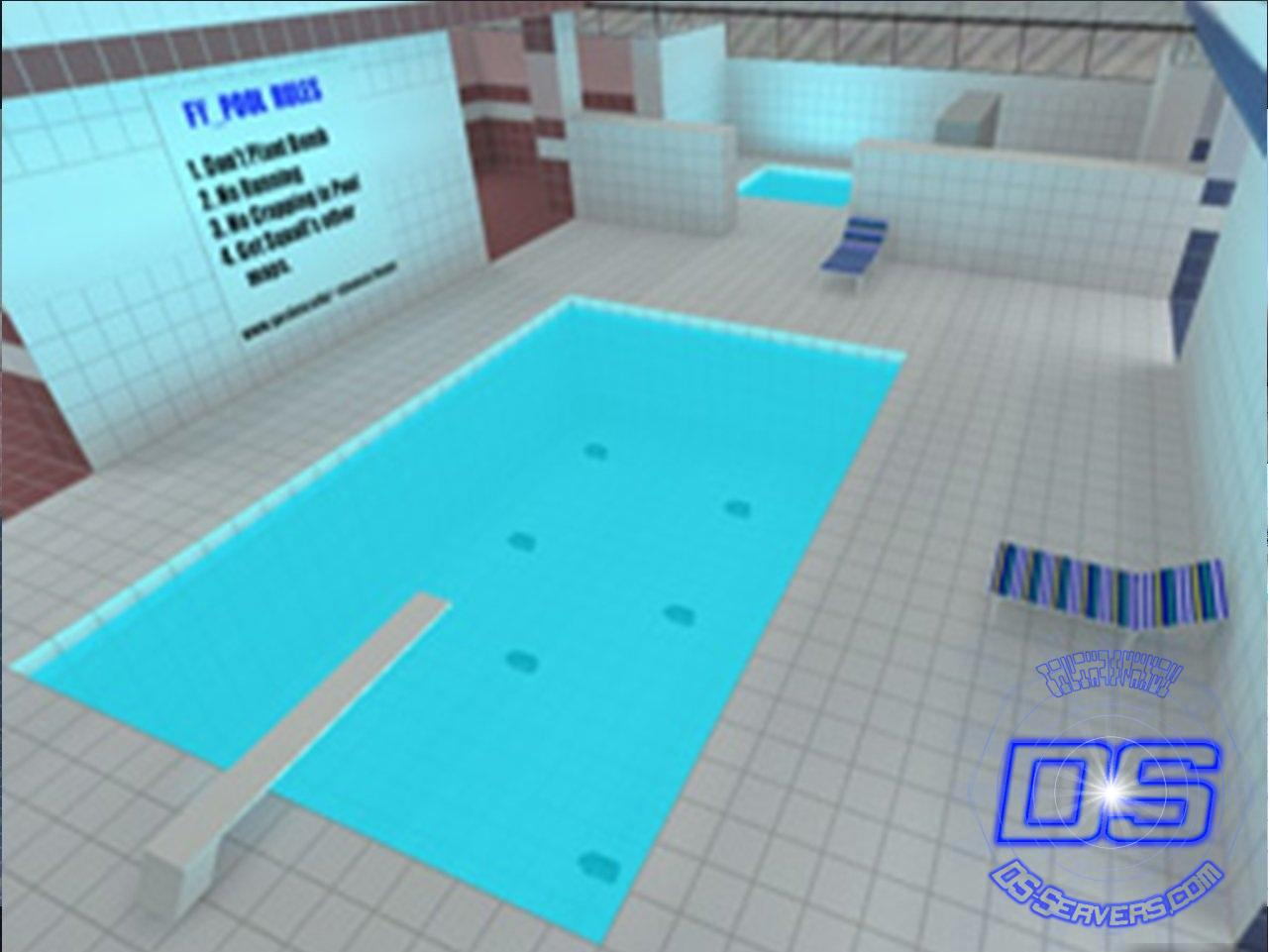 Карта fy_pool_day